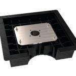 Einbauk-Kit Trageplatte 3S 300 D